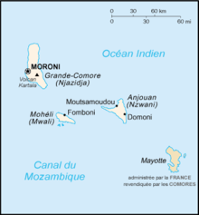 Mayotte Wikipedia