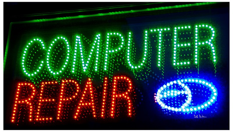 File:Computer Repair LED.jpg