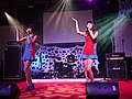 Concert Vanilla Beans - Toulouse Game Show - 2012-12-01- P1500274.jpg