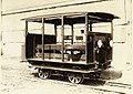 Congo Railways - Chemin de Fer Congo - CFK Type 561 Ford railcar No 3.jpg