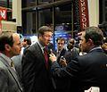 Congressman Zach Wamp and Senator George Allen in the Spin Room (2118622510).jpg