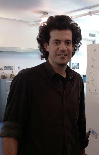 Constantinos Daskalakis - Daskalakis in 2014