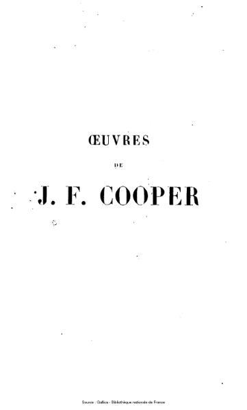 File:Cooper - Œuvres complètes, éd Gosselin, tome 24, 1846.djvu