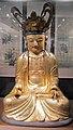 Corea, bodhisattva seduto e coronato, epoca choson, xvi sec.JPG