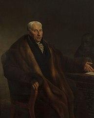 Portret van Gijsbert Karel van Hogendorp (1762-1834)