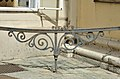 Corner fence at Schottenstift (02).jpg