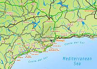 Costa Del Sol Wikipedia
