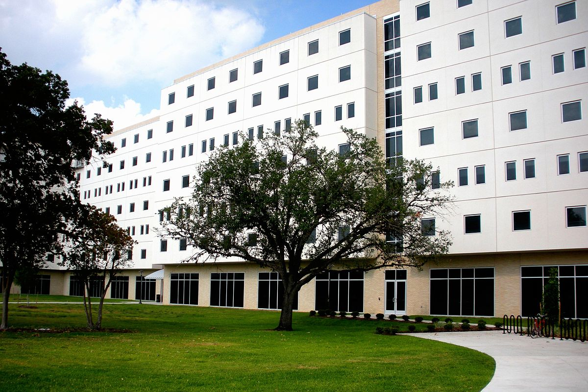university of houston student housing wikipedia