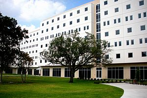 University of Houston student housing - Cougar Village I