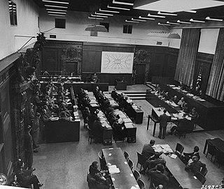 Doctors trial Post-World War II trial of German doctors for war crimes