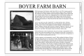 Cover Sheet - Boyer Farm, Barn, 711 South Fort Casey Road, Coupeville, Island County, WA HABS WA-245-A (sheet 1 of 2).png