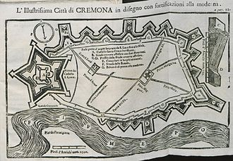 Cremona - Cremona in the 17th century