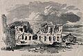 Crimean War, Russia; remains of the hospital in Sebastopol. Wellcome V0015412.jpg