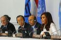 Cristina Fernández de Kirchner en la designación de la Argentina para presidir el grupo G-77 en 2011.jpg