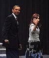 Cristina Fernández en Pittsburgh con Obama.jpg