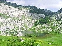 Crno jezero, 1650 m, z Osobace.jpg
