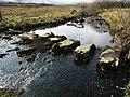 Croesfan Hynafol. Ancient Crossing. - geograph.org.uk - 395159.jpg