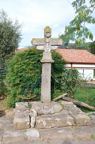 Croix de chemin, Suhescun