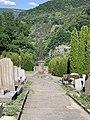 Croix monumentale du cimetière de Saint-Rambert en Bugey (juin 2020).jpg