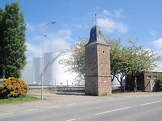 Longman, Inverness - Citadel tower
