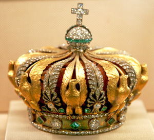 Crown of Empress Eugenie - Wikipedia, the free encyclopedia