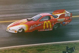 Cruz Pedregon American racing driver