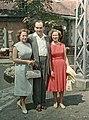 Családi fotó, 1959. Fortepan 28365.jpg