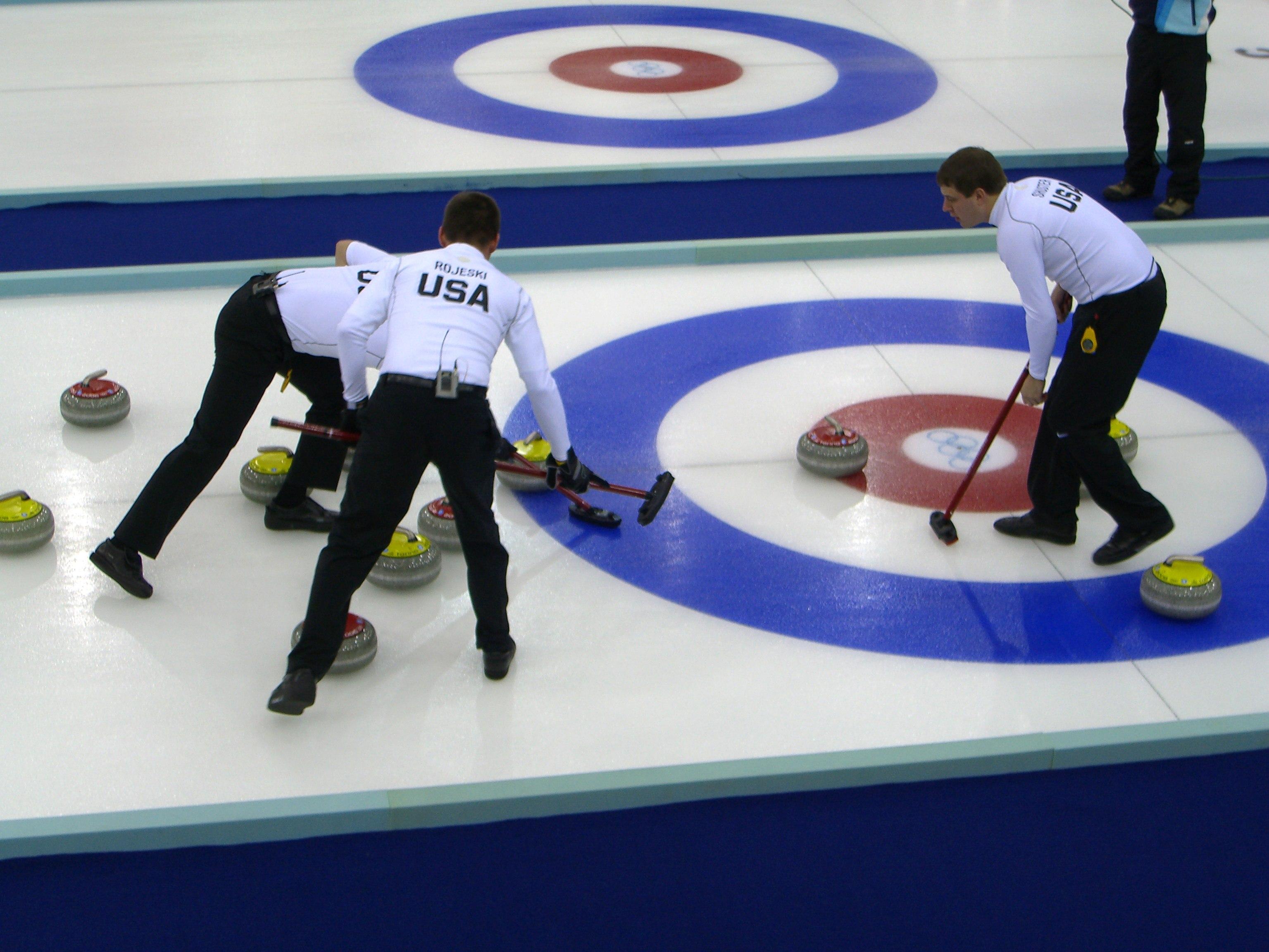 Curling - Die vollständigen Informationen und Online-Verkauf mit ...
