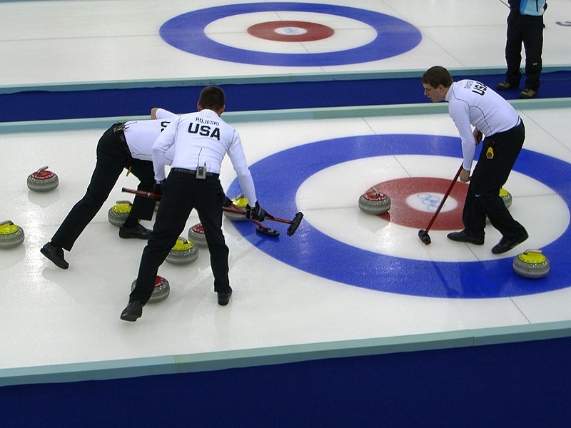 Fil:Curling Torino 2006 Pinerolo Palaghiaccio scena2.jpg