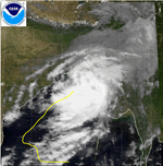 Cyclonic Storm BOB 05 on October 21, 1992.png