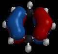 Cyclooctatetraenide-HOMO-minus-2-solid-3D-balls.png