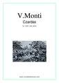 Czardas Monti Tracks.pdf