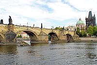 Czech-03947 - Charles Bridge (32176256204).jpg