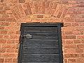 Dörren till Drottning Christinas schakt vid Sala silvergruva.jpg