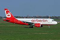 D-ABGR - A319 - Eurowings