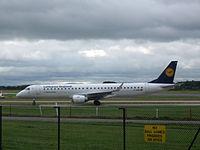 D-AEBB - E190 - Lufthansa