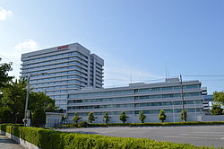 DENSO Kariya Head Office 2013-08C.JPG