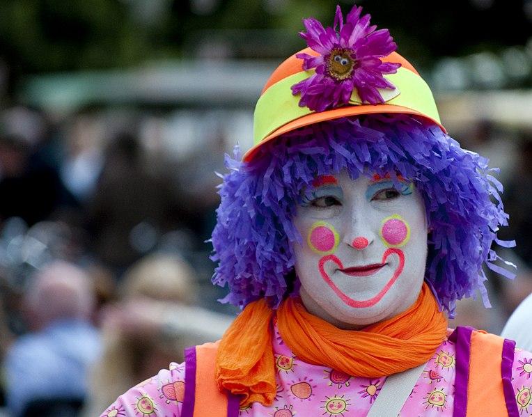 File:DK-84 - København - Clown - Copenhagen - Denmark - Chordata (4890274579).jpg