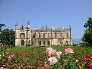 Dadiani Palace - Palace of Ekaterine Dadiani, Princess of Samegrelo.