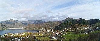 Dale, Sogn og Fjordane - Dale i Sunnfjord