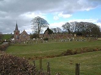 Dalton, Dumfries and Galloway - Dalton Church