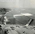 Dana Point Pier, 1960s (29365611604).jpg