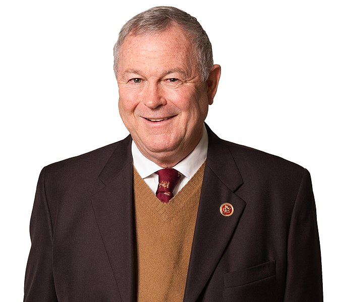 Dana Rohrabacher official photo