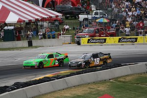 2012 NASCAR Nationwide Series - The Sargento 200 at Road America in June