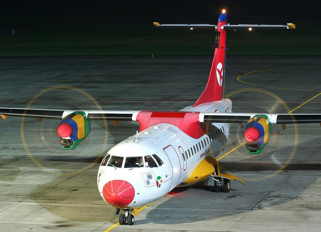 Danish Air Transport ATR-42-300
