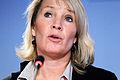 Danmarks utrikesminister Lene Espersen pa Nordiska Radets session i Reykjavik pa Island 2010-11-03.jpg