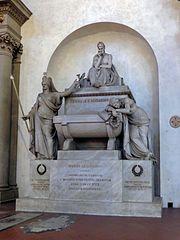 Cénotaphe de Dante Alighieri