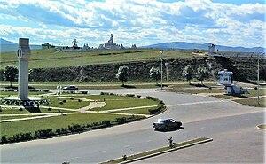 Darkhan (city) - Buddha Statue complex