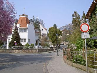 Darmstadt Artists' Colony - Wilhelm Deiters' House