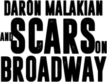 Description de l'image Daron-Malakian-and-Scars-on-Broadway-Logo.png.